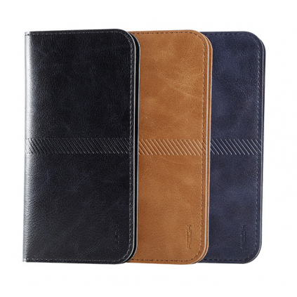Leaher wallet - kožené pouzdro na telefon a karty