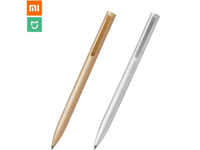 xiaomi tužka pero pen propiska propisovací pero elegantní kovové istage  xiaomimarket cena