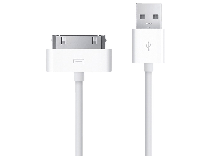 Apple USB kabel s 30pinovým konektorem (iPhone 3G/3GS, 4/4S)