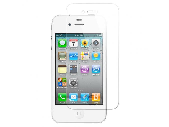 Ochranná skleněná folie pro iPhone 4/4S