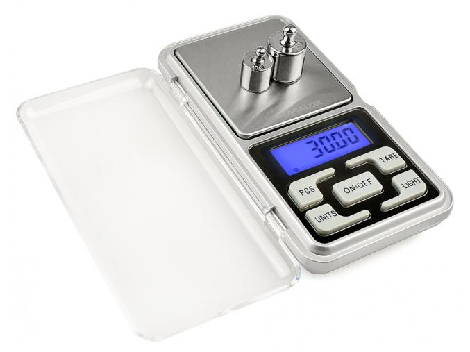 Mini kapesní váha s LCD displejem 0,01 200 g nejlevnejsi