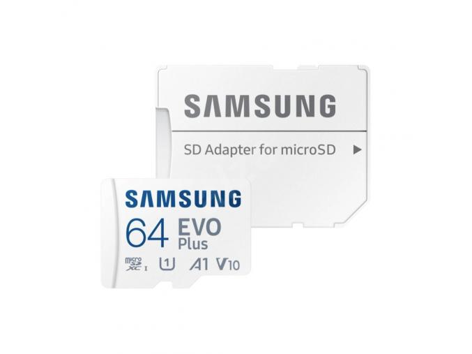 Samsung SDXC 64GB UHS I U3