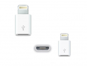 Adaptér Lightning - Micro USB