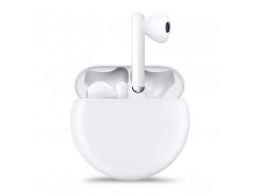 Huawei FreeBuds 3 White Bezdrátová sluchátka novinka