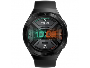 HUAWEI Watch GT 2e 46mm Chytré Hodinky black