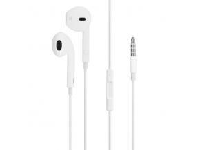 Sluchátka EarPods s ovládáním a mikrofonem