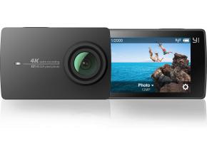 Xiaomi Yi Action 2 4K - Akční kamera černá bílá gopro na  sport istage xiaomimarket