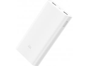 Xiaomi PLM05ZM Mi PowerBank power banka externí baterie 20000 mha kapacita istage xiaomimarket cena