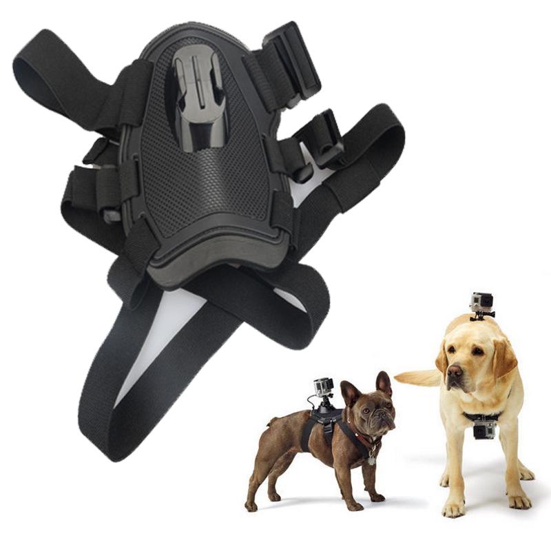 GOPRO Fetch (psí postroj) + nástavc k uchycení kamery