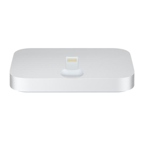 PRO iPhone Lightning Dock - hliníkový stojánek Barva: Stříbrný