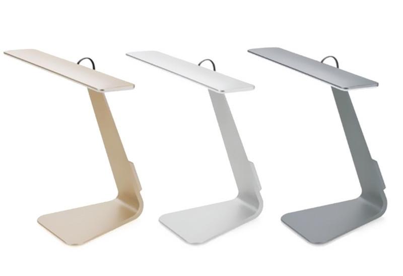 PRO Chytrá stolní LED lampička Mac Style Barva: Stříbrná