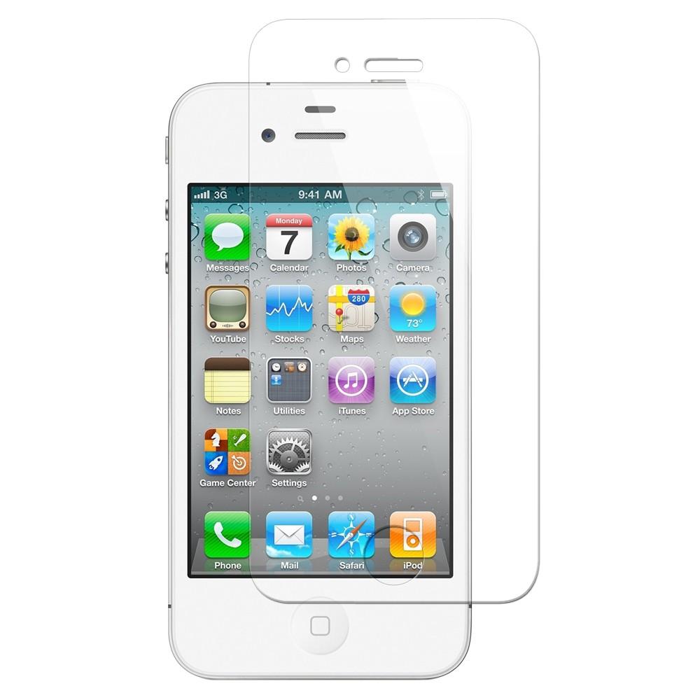 MocoloGlass Ochranná skleněná folie pro iPhone 4/4S