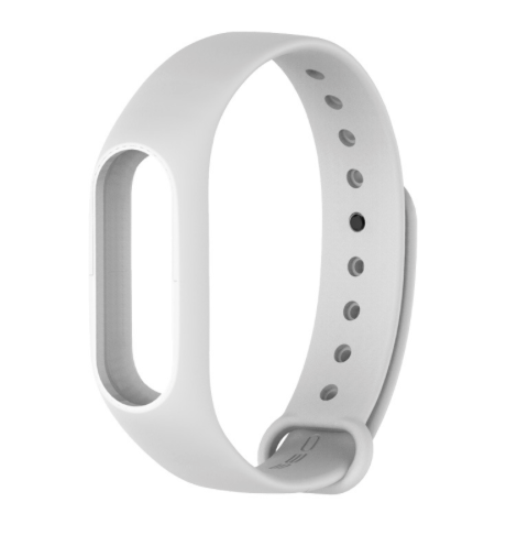 PRO Xiaomi Mi Band Strap 2 - náhradní náramek Barva: Bílý