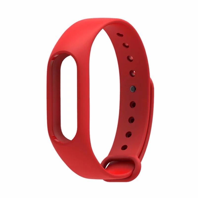 PRO Xiaomi Mi Band Strap 2 - náhradní náramek Barva: Červený
