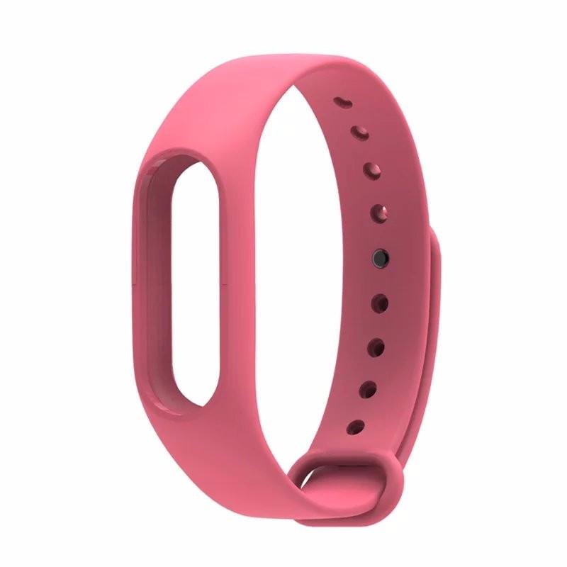PRO Xiaomi Mi Band Strap 2 - náhradní náramek Barva: Růžový