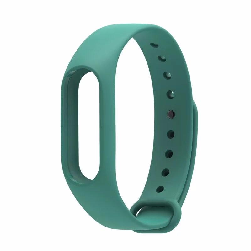 PRO Xiaomi Mi Band Strap 2 - náhradní náramek Barva: Zelený