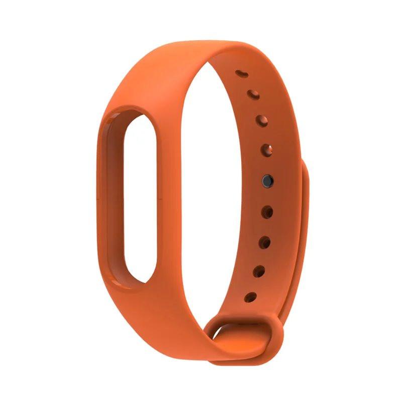 PRO Xiaomi Mi Band Strap 2 - náhradní náramek Barva: Oranžový