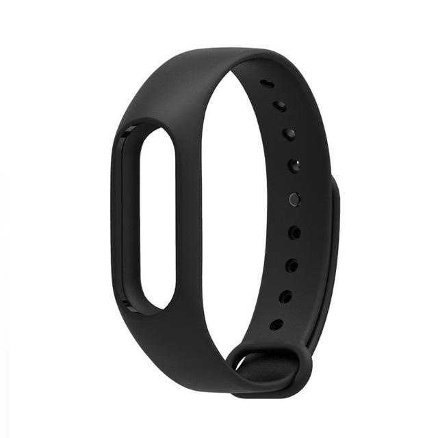 PRO Xiaomi Mi Band Strap 2 - náhradní náramek Barva: Černý
