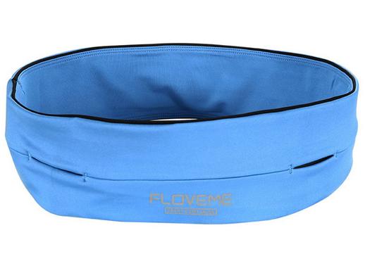 Sportovní opasek Floveme Barva: Modrá, Velikost: L