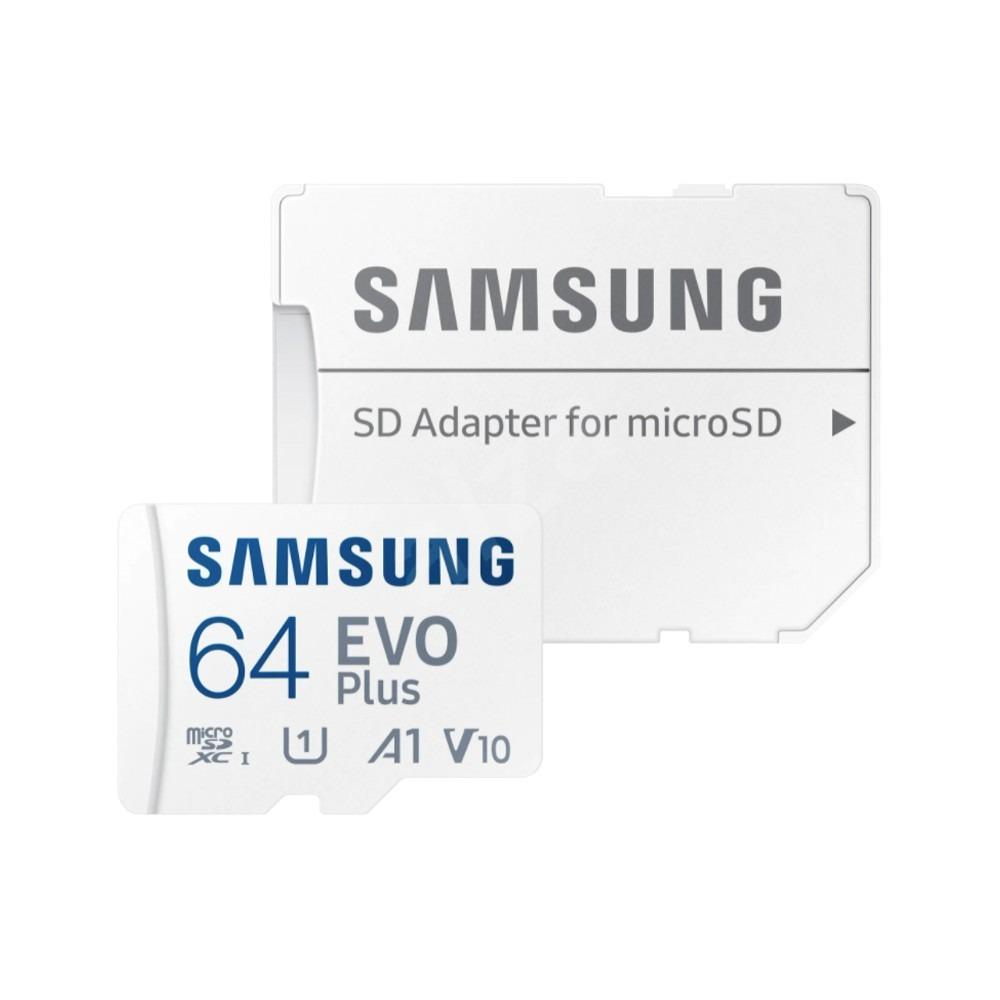 Samsung SDXC 64GB UHS-I U3 - Micro SD paměťová karta