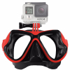 Potápěčské brýle s držákem pro GoPro a sportovní kamery