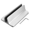 3.vertikalni stojan na notebook macbook hlinik stribrny heureka levny istage