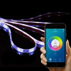 Original Xiaomi Yeelight YLDD04YL RGB Smart LED Light Strip WiFibarevný