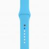 Sport Band 42mm modrý / Sportovní pásek pro Apple Watch 42mm