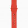 Sport Band 42mm červený / Sportovní pásek pro Apple Watch 42mm