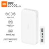 Powerbank Xiaomi 20000mAh Redmi 18W Fast Charge Power Bank specifikace