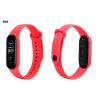 Xiaomi Mi Band 5 Náhradní náramek červená red
