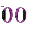 Xiaomi Mi Band 5 Náhradní náramek fialová purple