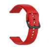 silicone strap for xiaomi GTS červená
