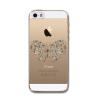 Tenký gumový TPU fly pro iPhone 5/5S