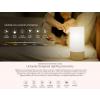 Xiaomi Yeelight Bedside Lamp - Chytrá lampička umí měnit barvy wifi bezdrátové ovládání istage xiaomimarket lampa osvětlení  popis