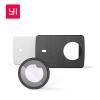 Xiaomi YI 4K Action Camera Case and lens - Ochranný kožený obal proti poškrábání a nárazům