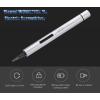 xiaomi wowstick 1fs chytrý elektrický šroubovák se svítilnou kovový výměnitelné hlavy xiaomimarket istage na baterky recenze