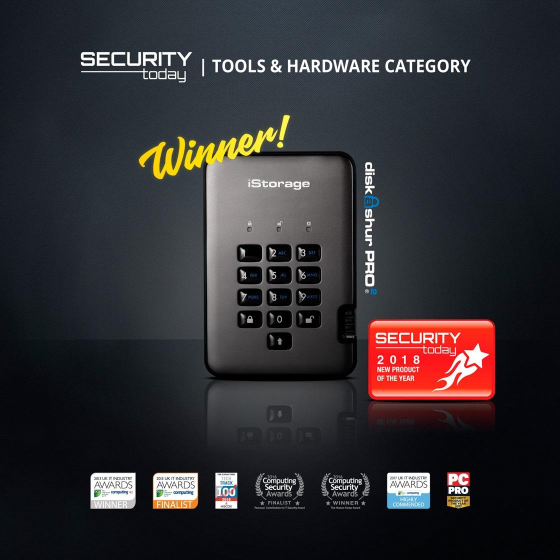 Vítěz ceny Nový produkt roku 2018