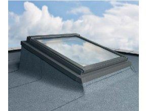 EFW systém pro ploché střechy
