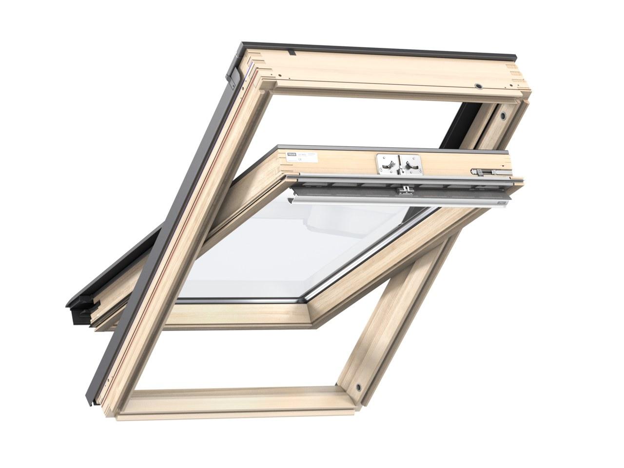 Střešní okno VELUX GZL 1051 rozměr: CK02 55x78 cm