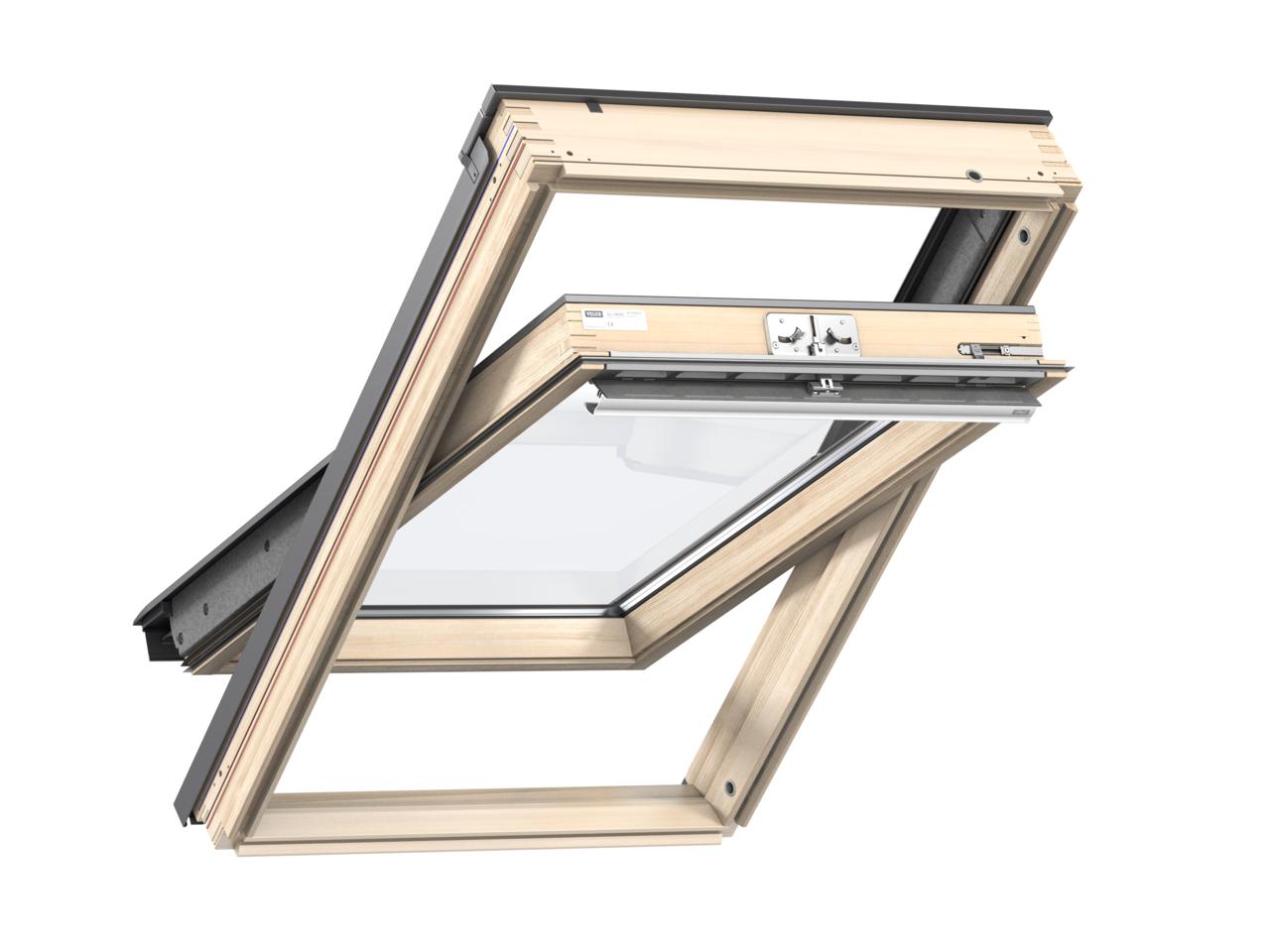 Střešní okno VELUX GLL 1061 - ekonomické trojsklo rozměr: MK06 78x118 cm