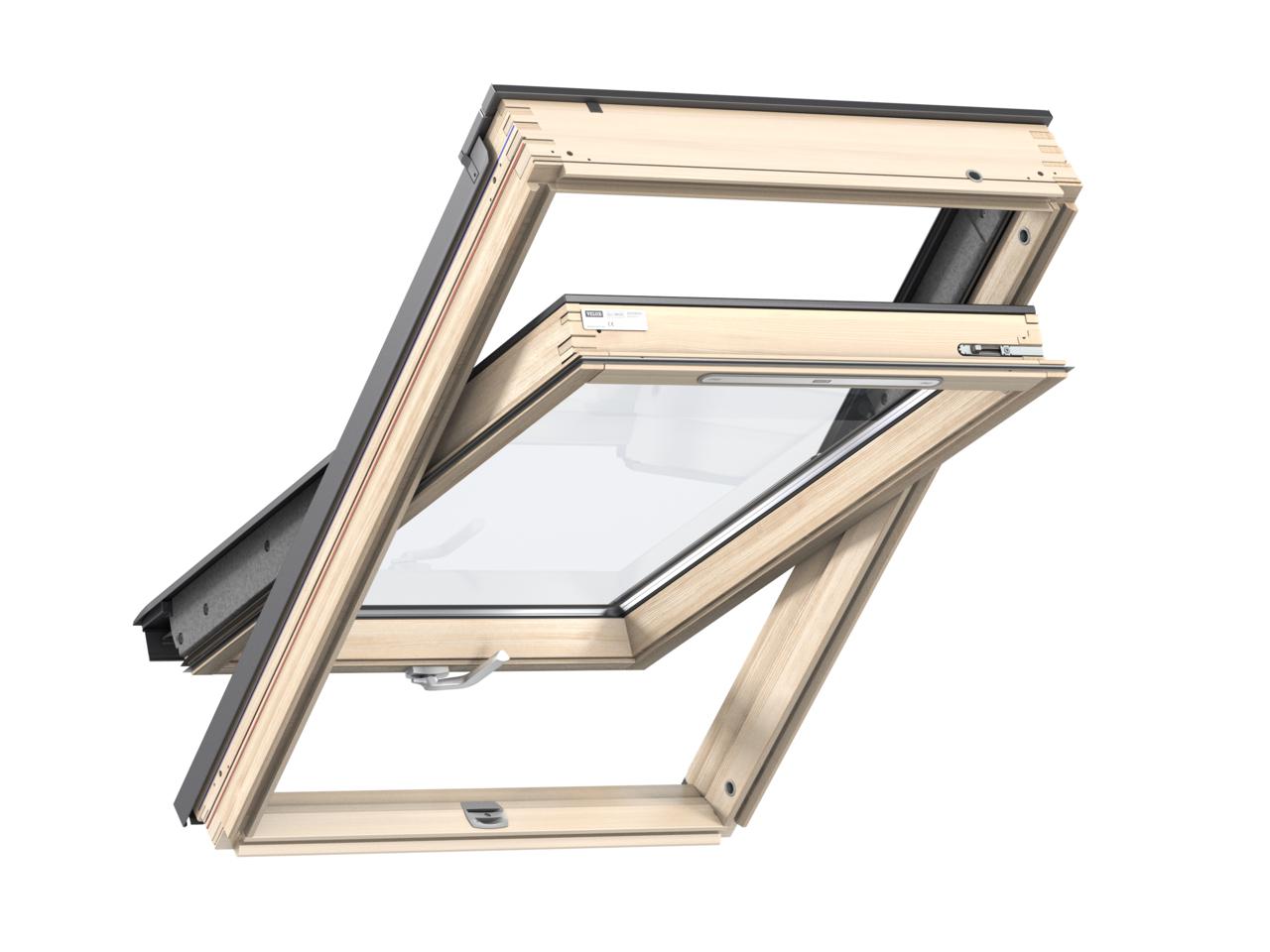 Střešní okno VELUX GLL 1061 B - ekonomické trojsklo rozměr: MK06 78x118 cm
