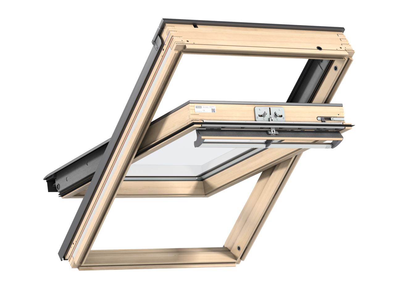 Střešní okno VELUX GGL 3066 rozměr: MK08 78x140 cm