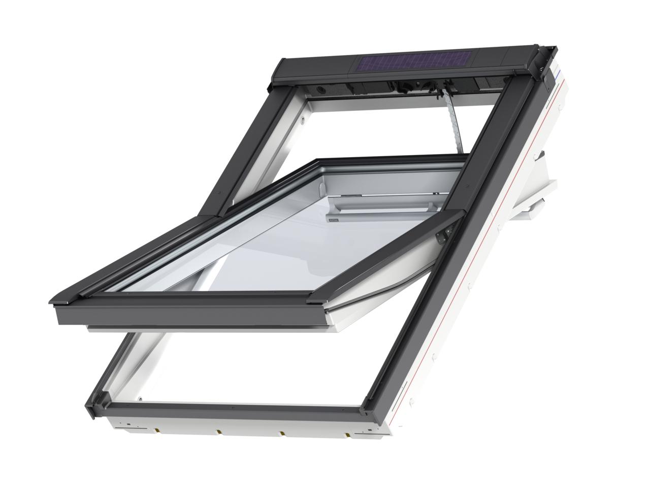 Střešní okno VELUX GGU 006630 Solar rozměr: MK08 78x140 cm