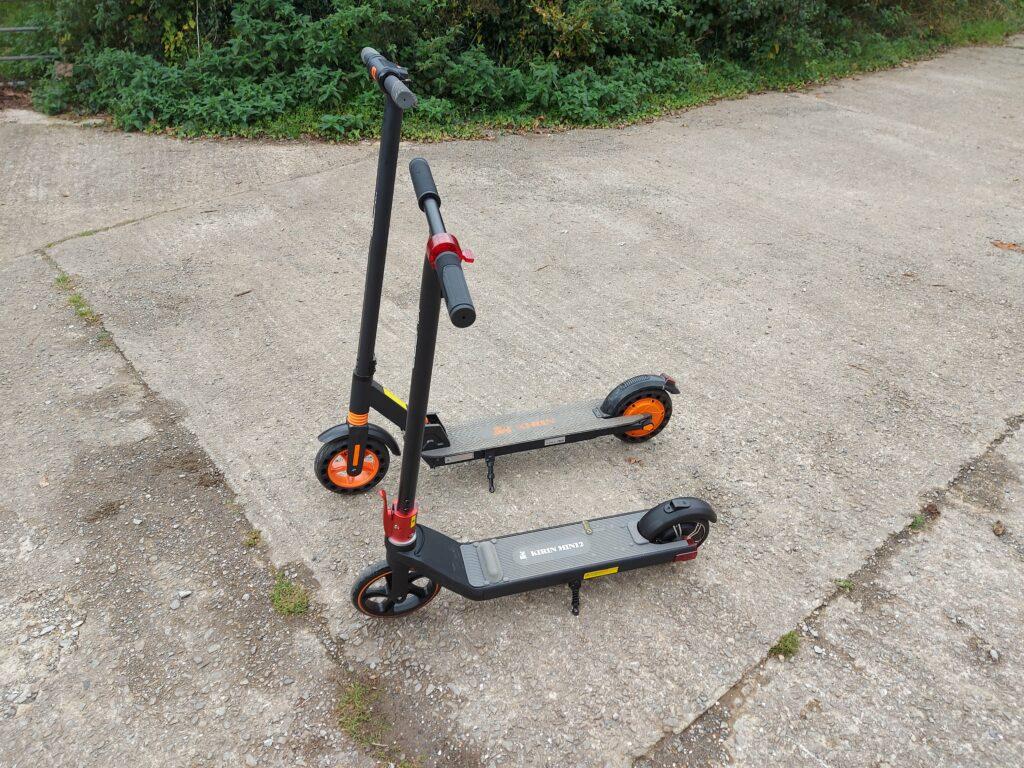 Kugoo-Kirin-Mini-2-Kids-Electric-Scooter-Review-12-1024x768