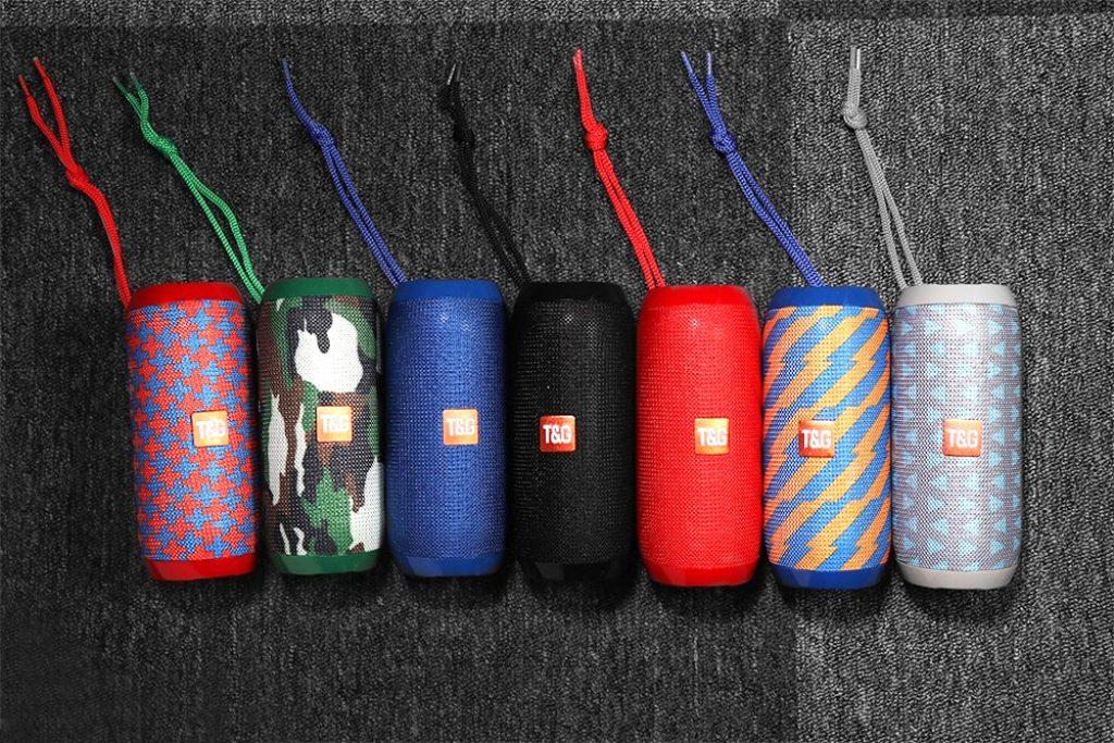 TG117-Bluetooth-Outdoor-Speaker-Waterproof-Portable-Wireless-Column-Loudspeaker-2-1024x683