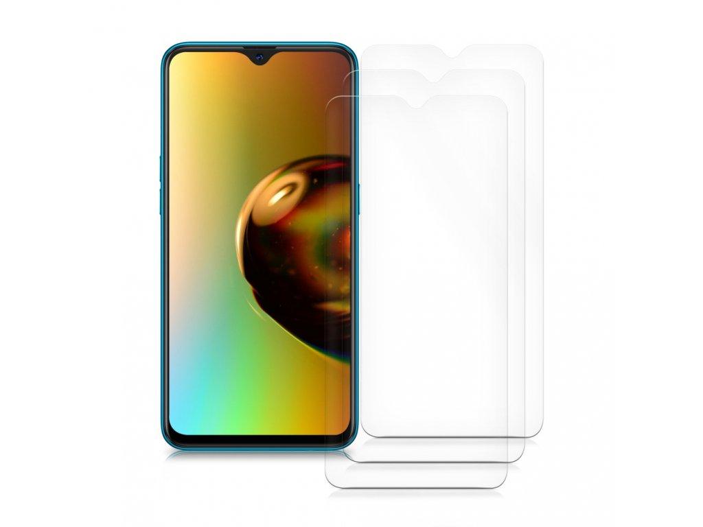 Tvrzené sklo na Samsung Galaxy A12 3pack