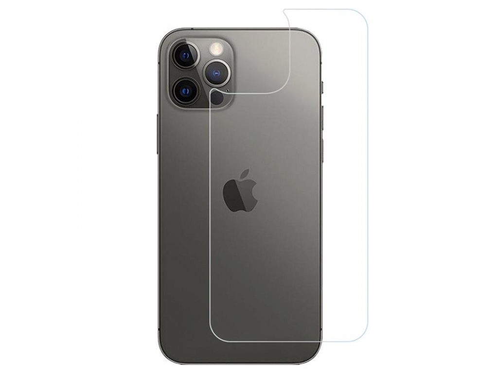 Tempered Glass Back Cover Protector for iPhone 12 Pro Max 9H 13112020 02 p