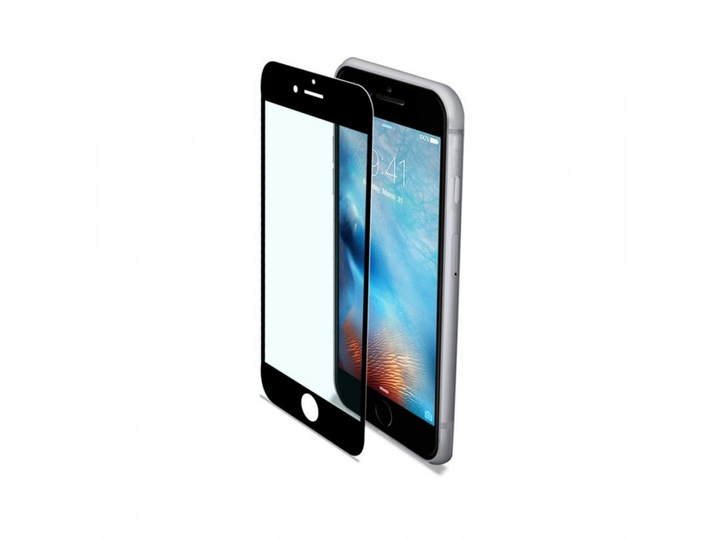 3D Tvrzené sklo na iPhone 6/7/8/SE2