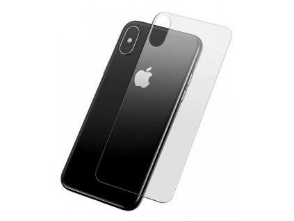 Zadní tvrzené sklo pro iPhone X/XS/XR/XS MAX